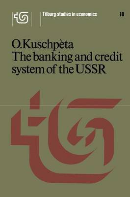 The banking and credit system of the USSR