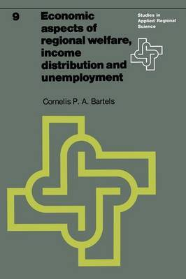 Economic aspects of regional welfare: Income distribution and unemployment