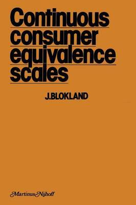 Continuous Consumer Equivalence Scales: Item-specific effects of age and sex of household members in the budget allocation model