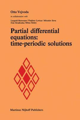 Partial differential equations: time-periodic solutions