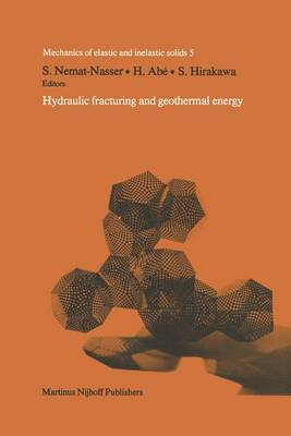 Hydraulic Fracturing and Geothermal Energy
