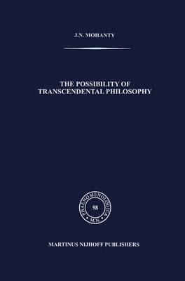 The Possibility of Transcendental Philosophy