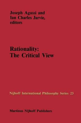 Rationality: The Critical View