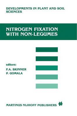 Nitrogen Fixation with Non-legumes: 3rd International Symposium Proceedings