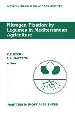Nitrogen Fixation by Legumes in Mediterranean Agriculture: Proceedings of a workshop on Biological Nitrogen Fixation on Mediterranean-type Agriculture, ICARDA, Syria, April 14-17, 1986