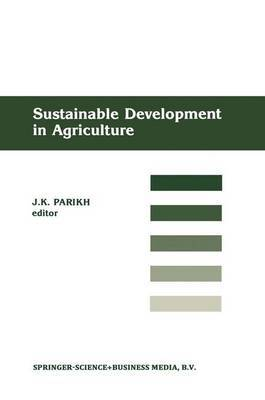 Sustainable Development in Agriculture