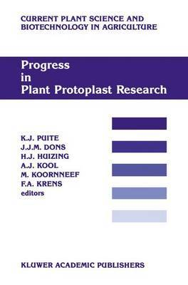 Progress in Plant Protoplast Research: Proceedings of the 7th International Protoplast Symposium, Wageningen, the Netherlands, December 6-11, 1987