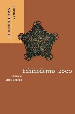 Echinoderms: 2000