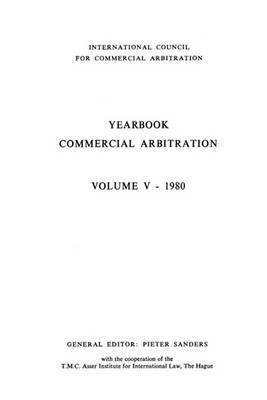 Yearbook Commercial Arbitration