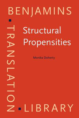 Structural Propensities: Translating Nominal Word Groups from English into German