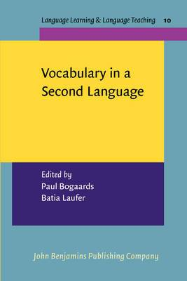Vocabulary in a Second Language: Selection, Acquisition, and Testing