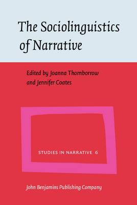 Sociolinguistics of Narrative