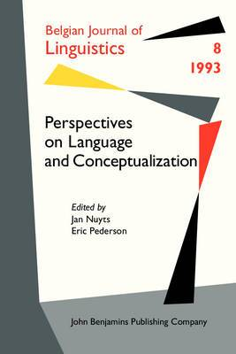 Perspectives on Language and Conceptualization