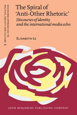 The Spiral of 'anti-other Rhetoric': Discourses of Identity and the International Media Echo