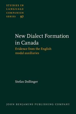New-dialect Formation in Canada: Evidence from the English Modal Auxiliaries