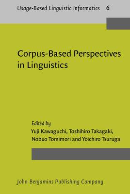 Corpus-based Perspectives in Linguistics