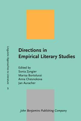 Directions in Empirical Literary Studies: In Honor of Willie Van Peer