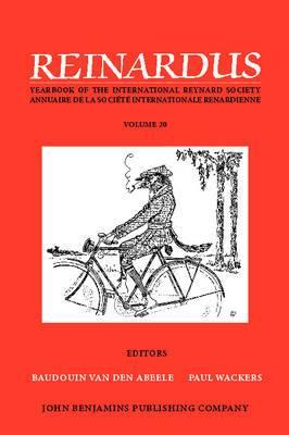 Reinardus: Yearbook of the International Reynard Society. Volume 20 (2007/2008)