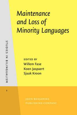 Maintenance and Loss of Minority Languages