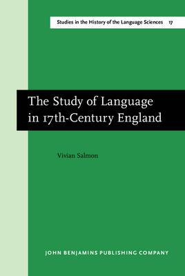 The Study of Language in 17th-Century England