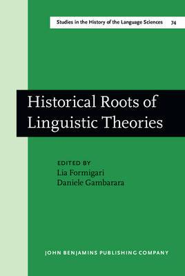 Historical Roots of Linguistic Theories