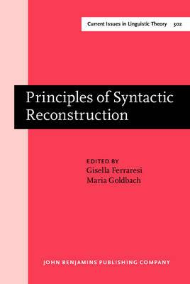 Principles of Syntactic Reconstruction