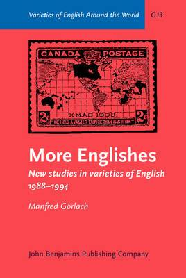 More Englishes: New Studies in Varieties of English, 1988-94