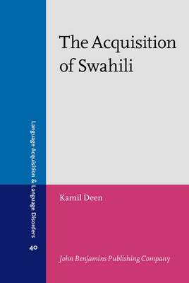 The Acquisition of Swahili