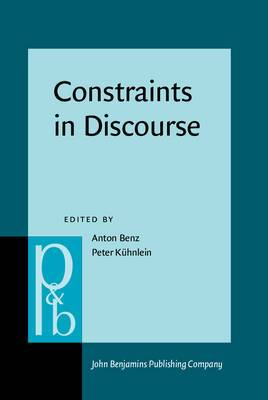 Constraints in Discourse