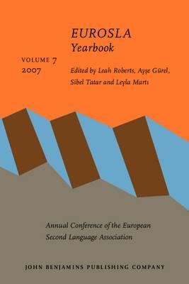 EUROSLA Yearbook: Volume 7 (2007)