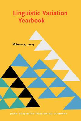 Linguistic Variation Yearbook 2005