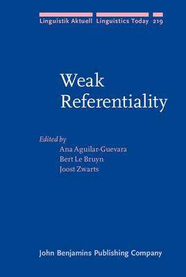 Weak Referentiality