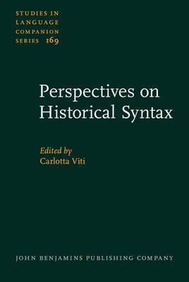 Perspectives on Historical Syntax