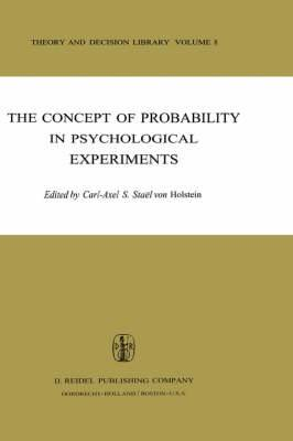 The Concept of Probability in Psychological Experiments