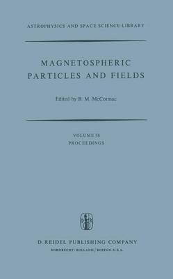 Magnetospheric Particles and Fields