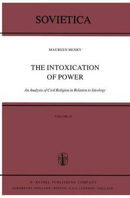 The Intoxication of Power: An Analysis of Civil Religion in Relation to Ideology