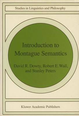 Introduction to Montague Semantics