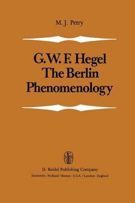 The Berlin Phenomenology