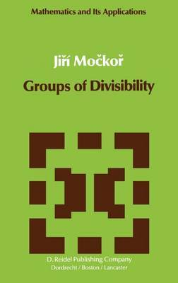 Groups of Divisibility