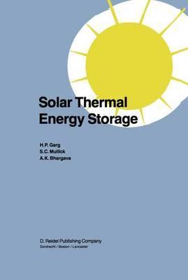 Solar Thermal Energy Storage