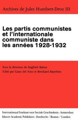 Archives De Jules Humbert-Droz