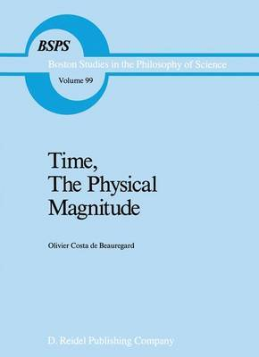 Time: The Physical Magnitude