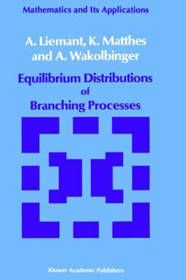 Equilibrium Distributions of Branching Processes