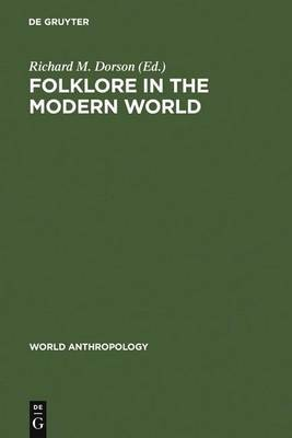 Folklore in the Modern World