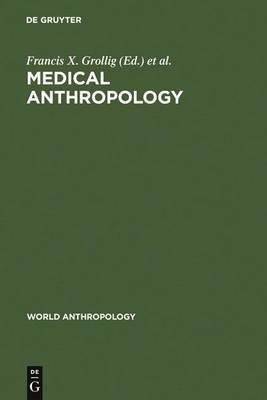 Medical Anthropology: World Anthropology Ser