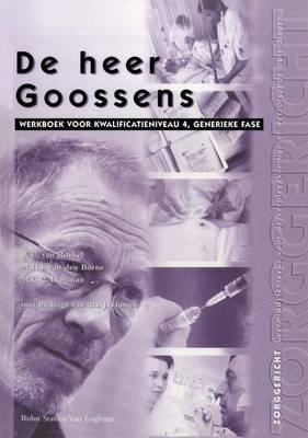 de Heer Goossens.