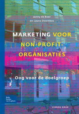 Marketing Voor Non- En Not-For-Profitorganisaties