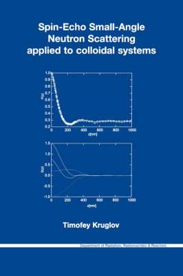 Spin-echo Small-angle Neutron Scattering Applied to Colloidal Systems