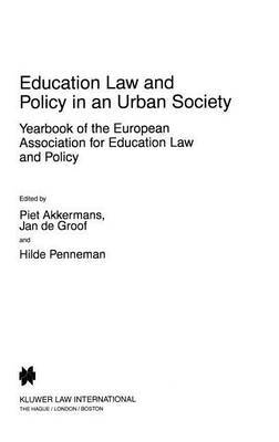 Education Law and Policy in an Urban Society