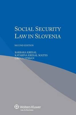 Social Security Law in Slovenia 2e